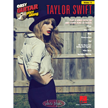 Taylor Swift - Easy Guitar Play Along Volume 12