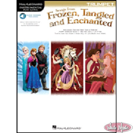 Songs from Frozen, Tangled and Enchanted    AUDIO ACCESS