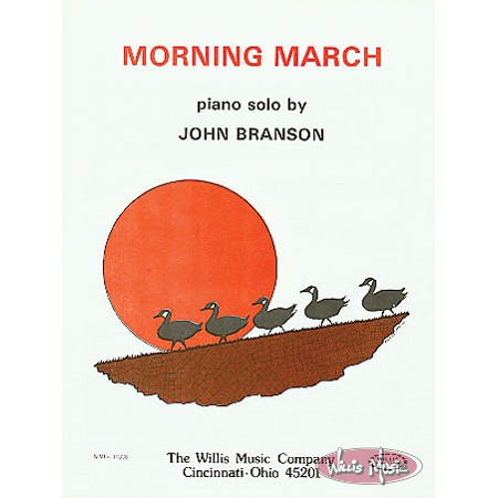 Morning March    Later Elementary