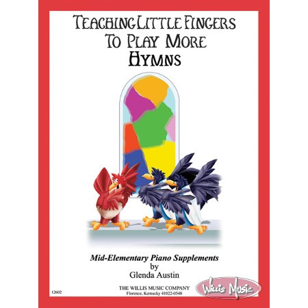 Teaching Little Fingers to Play More Hymns
