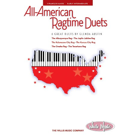 All-American Ragtime Duets