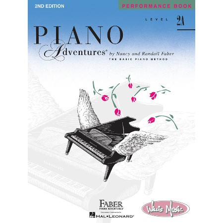 Piano Adventures: Performance Bk. Level 2A