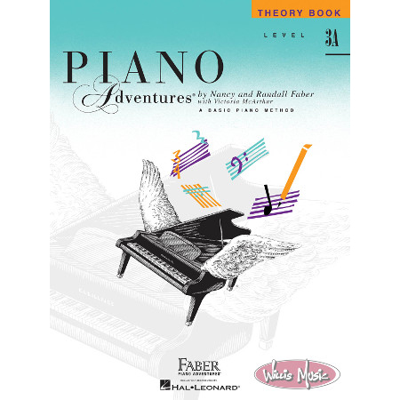 Piano Adventures: Theory Bk. Level 3A