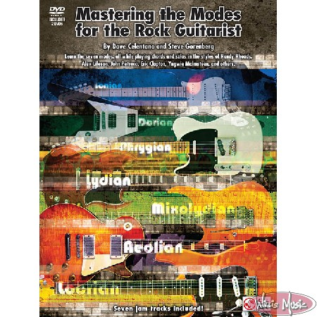 Mastering the Modes for the Rock Guitarist
