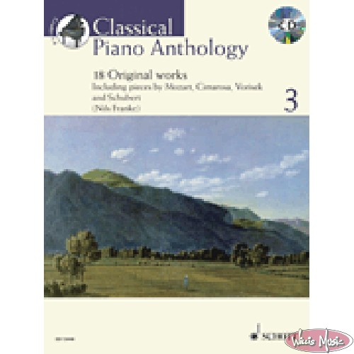 Classical Piano Anthology, Vol. 3