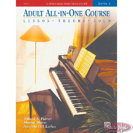 Adult All In One Course Lev.2 Alfred's