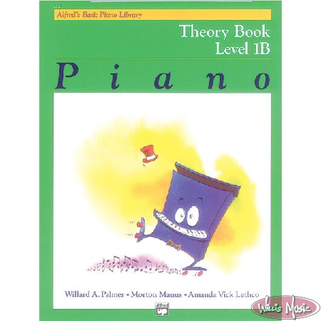 Theory Bk. Lev.lB     Alfred's Basic Piano Course