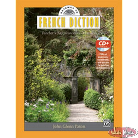 Gateway To French Diction Book & CD  Supplementary Materials