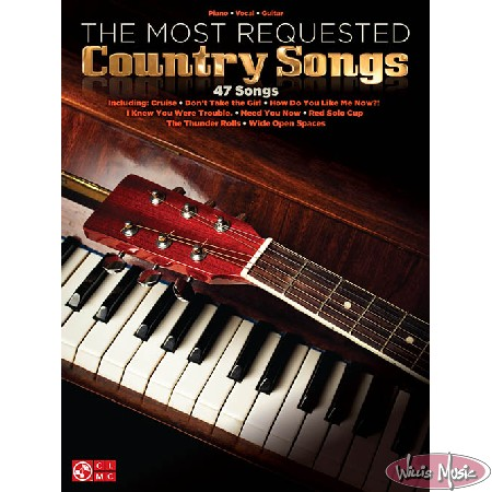 The Most Requested Country Songs