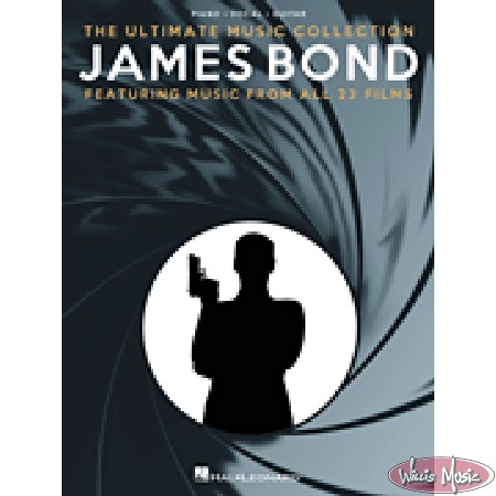 James Bond - The Ultimate Collection - P/V/G  UpDated