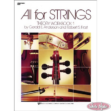 All For String Theor Wkbk1-Bas Anderson-