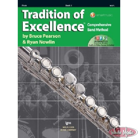 Tradition Of Excellence Book 3 Flute