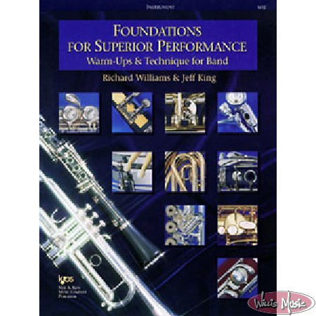 Foundations For Superior Performance  ( Conductor Score)