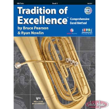 Tradition Of Excellence Book 2 Tuba TC