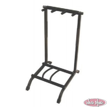 On Stage Foldable Guitar Stand 3 Space