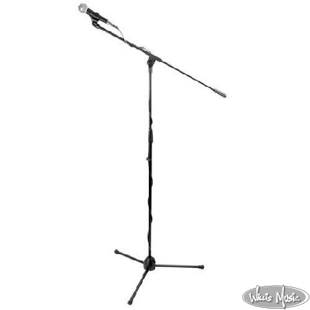 On Stage Mic Stand Pack Mic Stand Clip And Cable