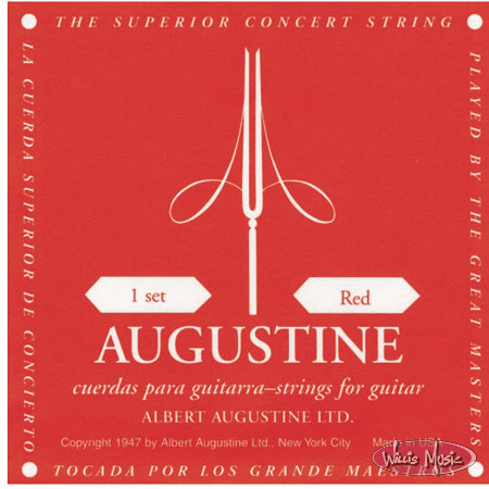 Augustine Red Classical