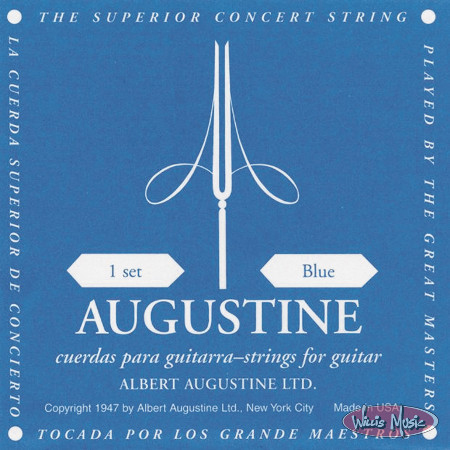Augustine Blue Classical