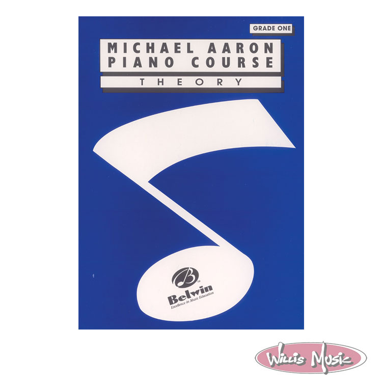 Michael Aaron Piano Course: Theory Grade 1