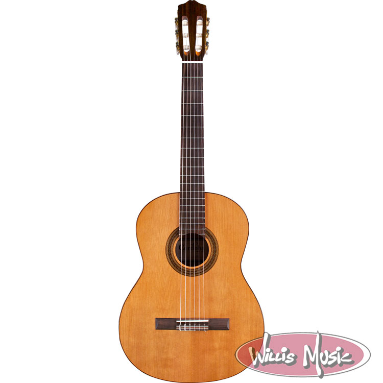 Cordoba Willis Exclusive C5 Limited Solid Cedar / Flamed Mahogany