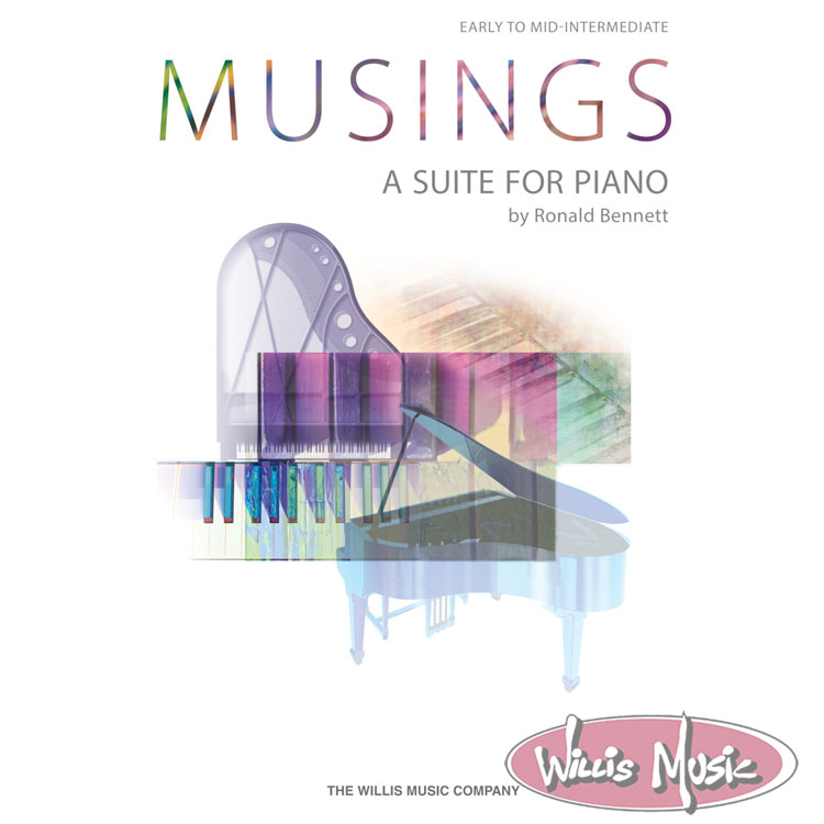 Musings: A Suite For Piano   Early To Mid-Intermediate