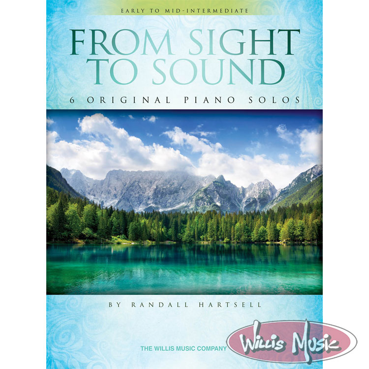 From Sight To Sound  -  Early to Mid-Intermediate Book