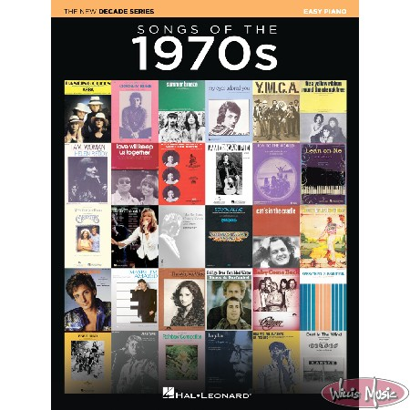 Songs Of The 1970s - The New Decade Series  Easy Piano