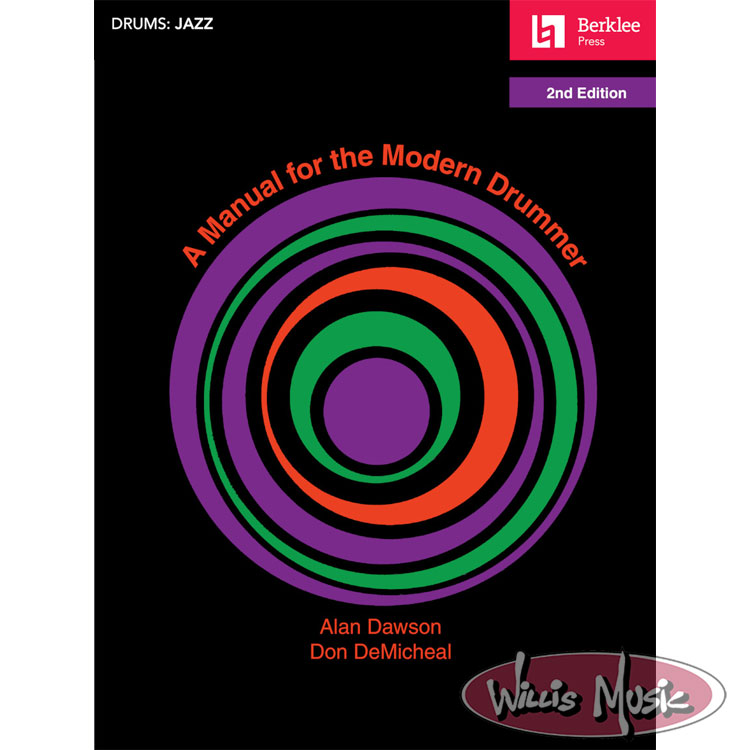 Manual For The Modern Drummer   2nd Edition