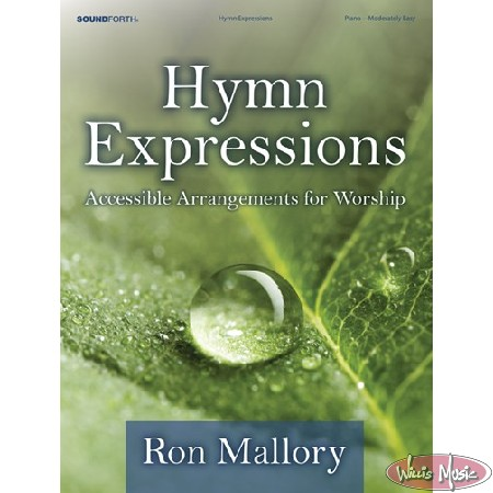 Hymn Expressions  Piano-Moderately Easy