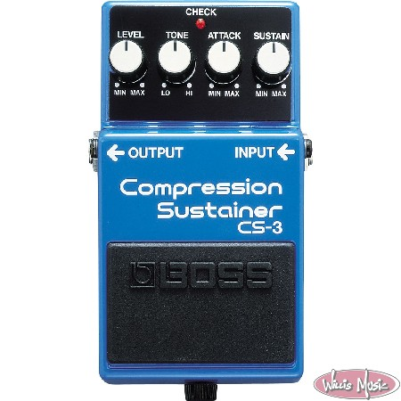 Boss CS-3 Compression/Sustainer Ped