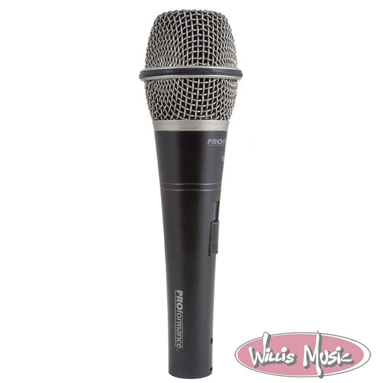 ProFormance Hand Held Mic With On Off Switch