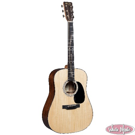 Martin Road D-12E Ac/El W/ Softshell Case