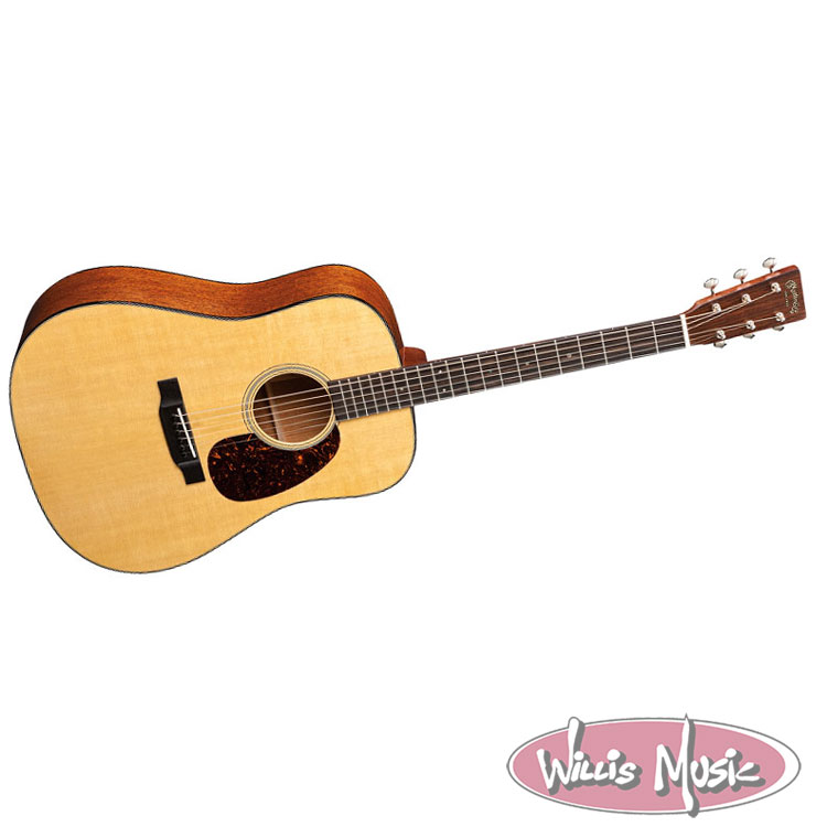 Martin D-18 Standard Dreadnought Includes Hard Case
