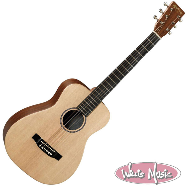 Martin LX1E Little Martin Acoustic/Electric Includes Gig Bag