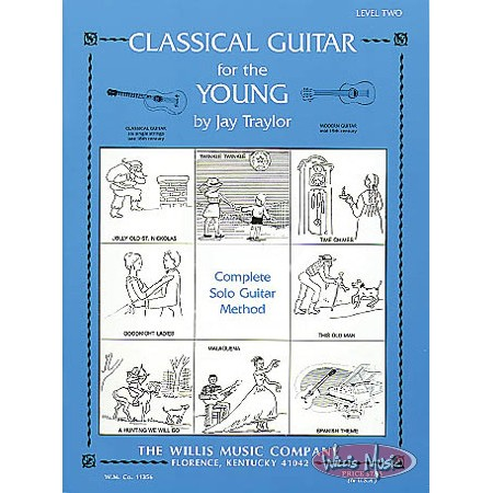 Classical Guitar for the Young   LEV.2