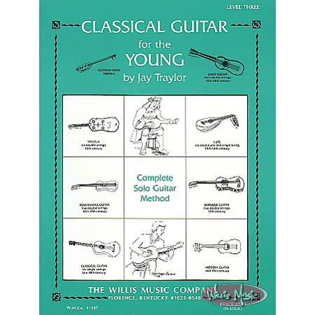 Classical Guitar for the Young  Lev. 3