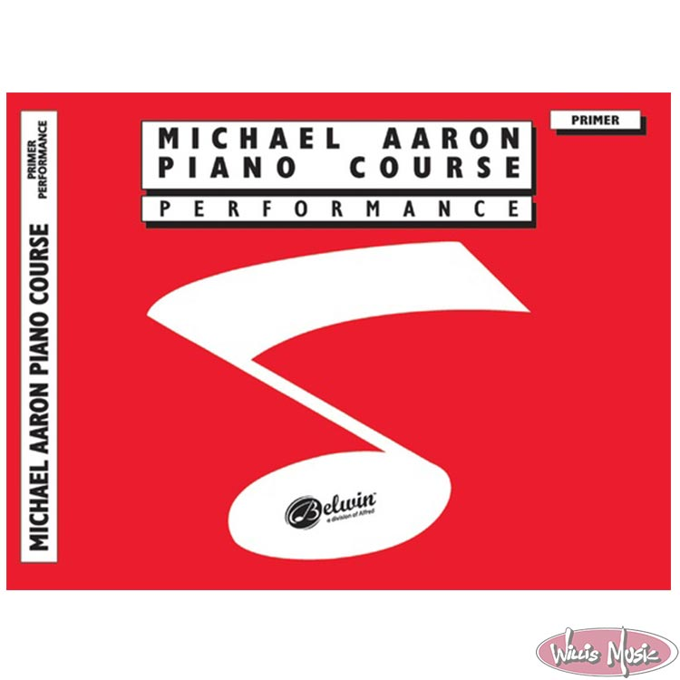 Michael Aaron Piano Course: Performance Bk. Primer