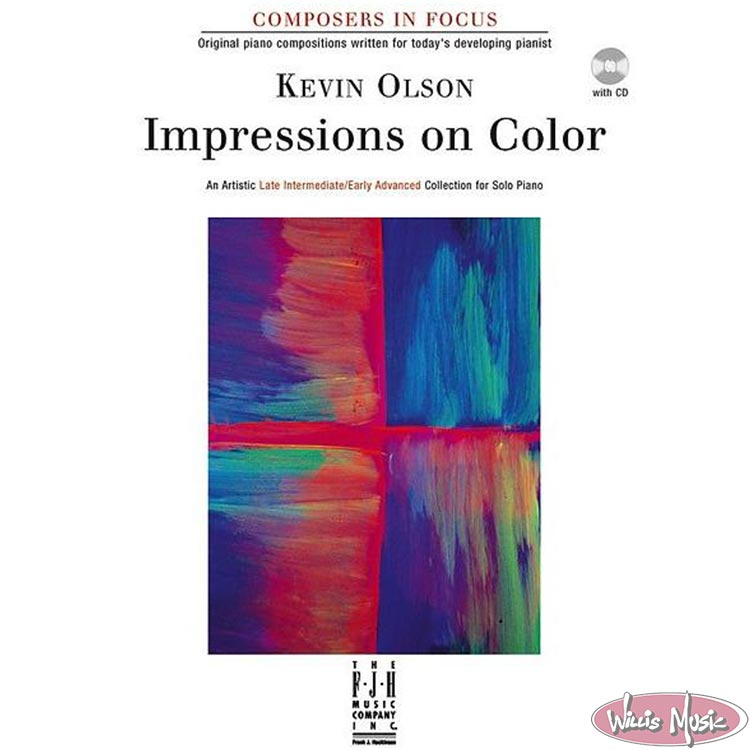 Impressions On Color with Online Audio Access