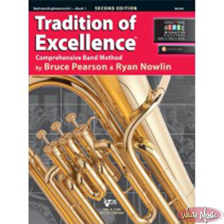Tradition Of Excellence Book 1 Baritone/Euphonium B.C.