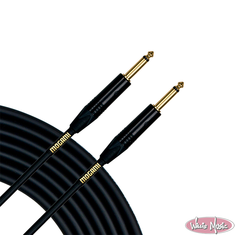 Mogami Gold Instrument 25' Cable