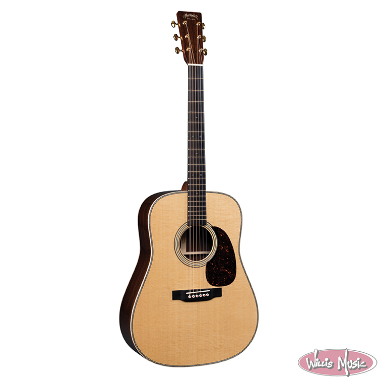 Martin Modern Deluxe D-28 Includes Hard Case
