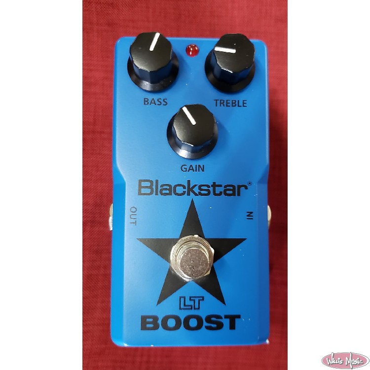 Blackstar LT Boost Classic Pedal Continuously Variable Boost