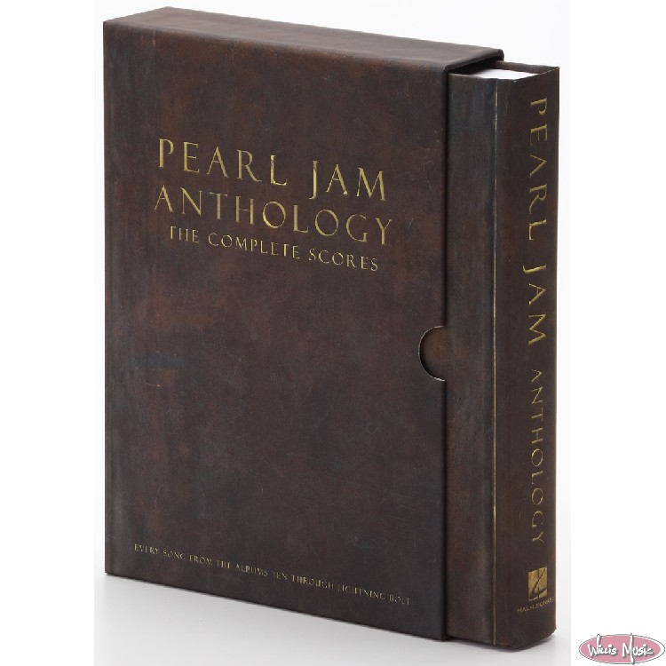 Pearl Jam Anthology - The Complete Score