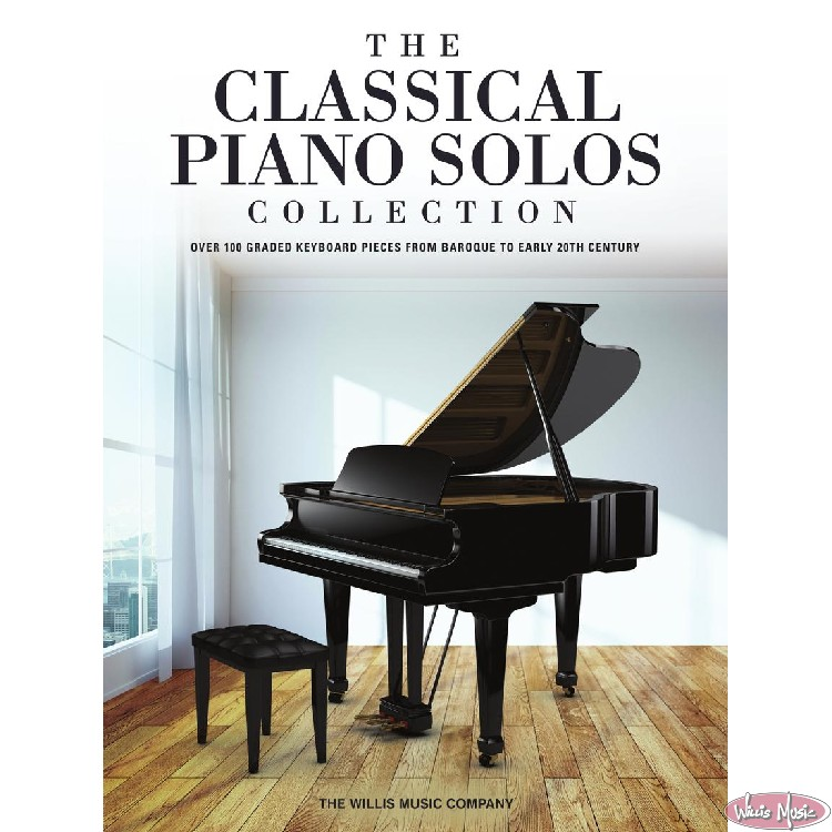Classical Piano Solos Collection