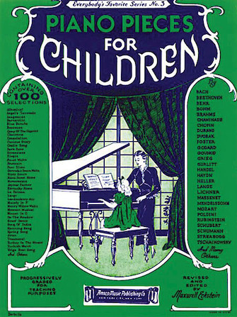 Piano Pieces for Children - Everybody's Favorite Series No.3