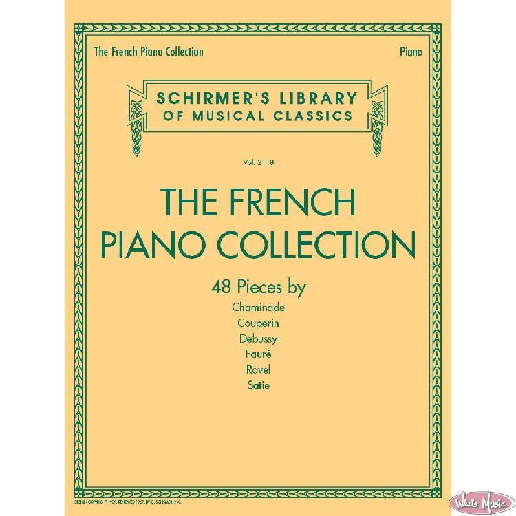 French Piano Collection