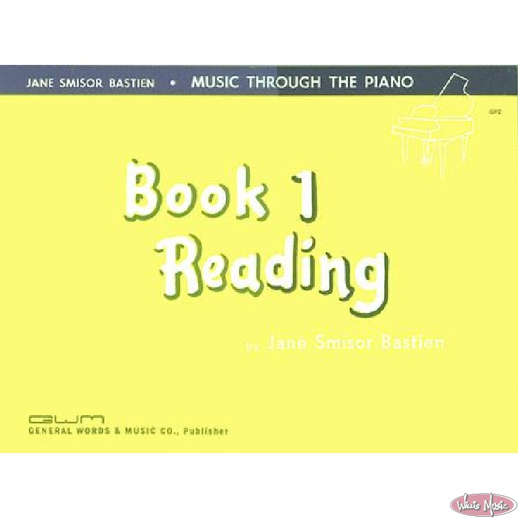 Music Through The Piano - Reading Book 1