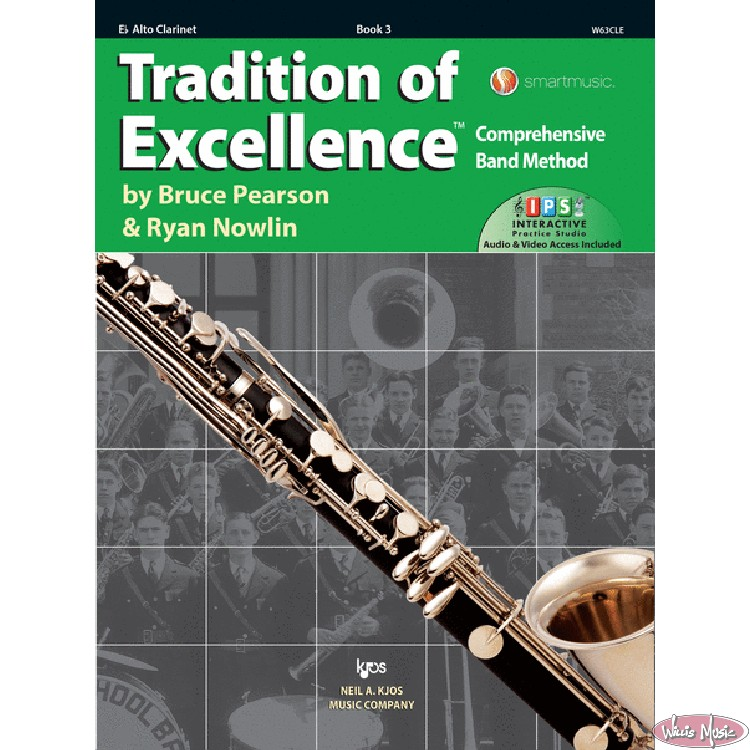 Tradition Of Excellence Book 3 Trombone T.C.