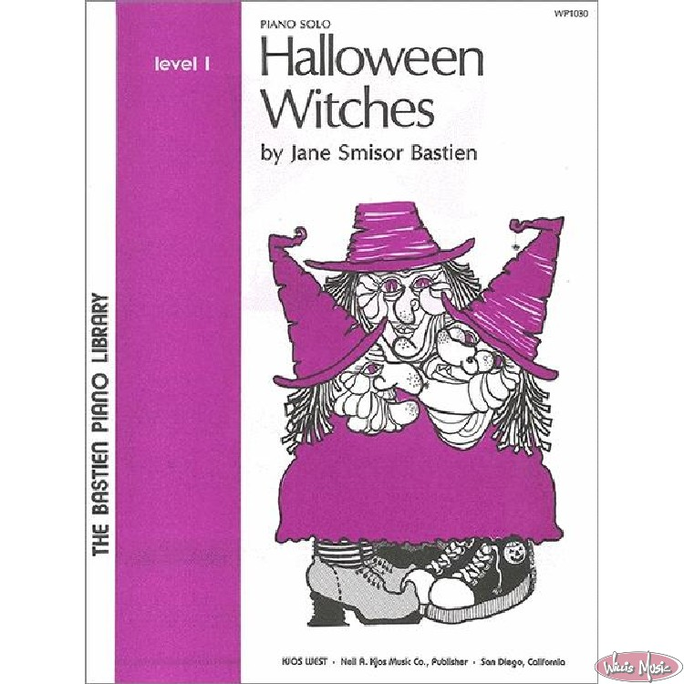 Halloween Witches    Level 1
