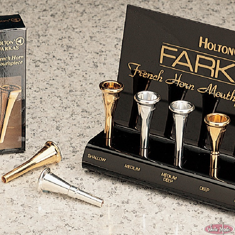 Holton Farkas French Horn Mpce Med Deep Cup